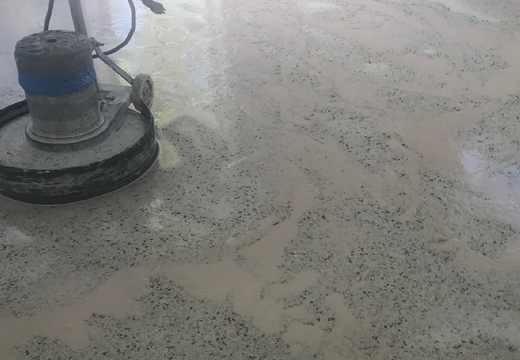Terrazzo Polishing Service Polishing Terrazzo Floors